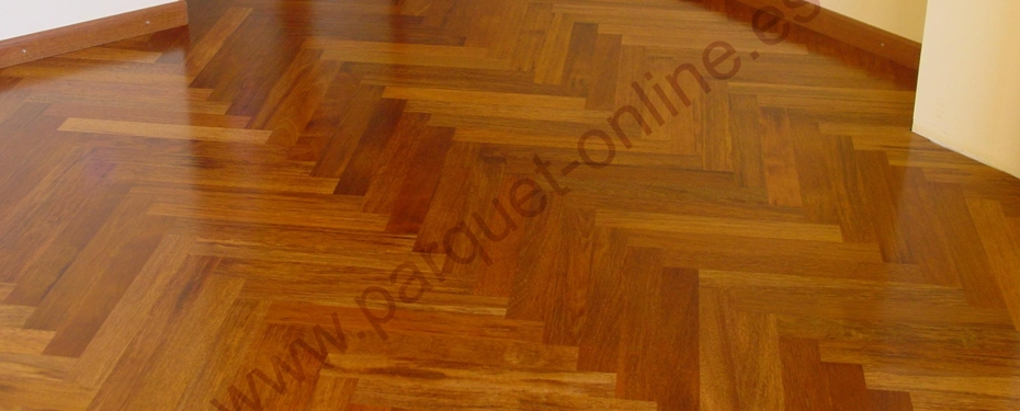 Parquet Macizo Roble 16 mm. Rustico